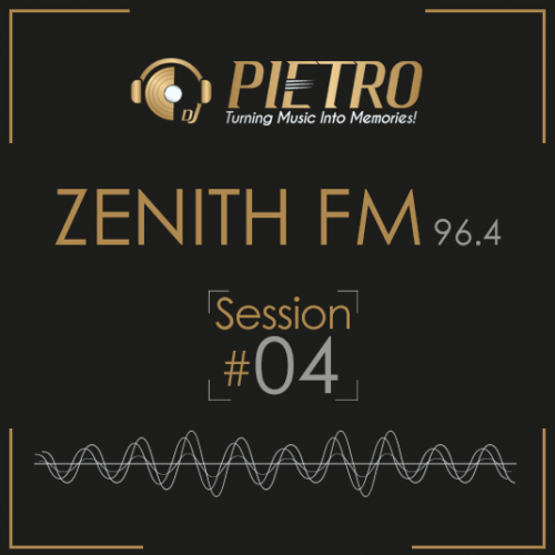 Greek Mix - Dj Pietro - Zenith Fm 96.4 Session 4
